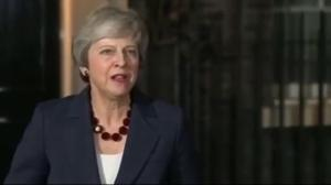British PM May hopes for cabinet's support on Brexit deal